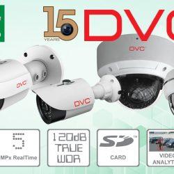 Система за видеонаблюдение DVC